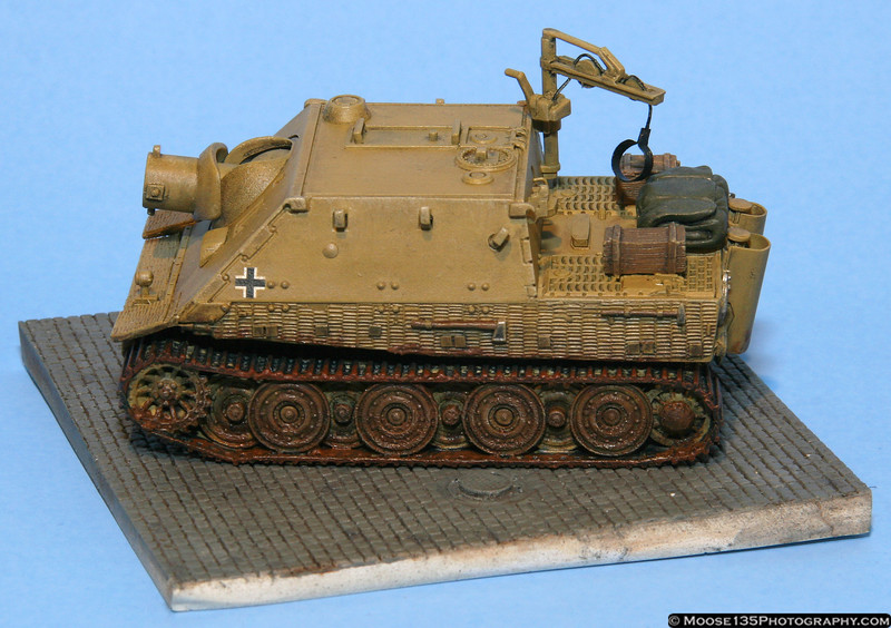Tim Greeman<br /> Sturmtiger<br /> 1/72 Scale