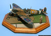 Seamus Boughe<br /> Supermarine Spitfire Mk. I<br /> 1/48th Scale