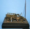 Tony Fradkin<br /> GMC Shortbed<br /> Judges' Best in Show<br /> 1/35 Scale