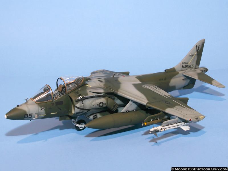 John Pantaleone - 1/48 AV-8B Harrier