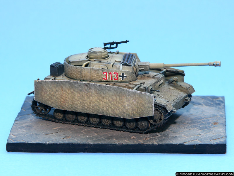 Tim Greeman - 1/72 Pz. IV H
