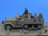 Joe Yeager - 1/35 Tobruk Halftrack