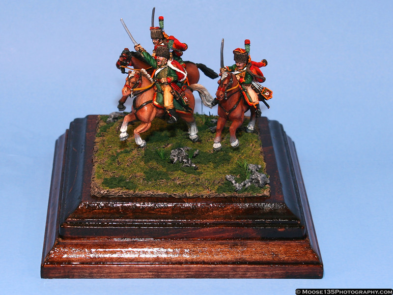Louis Ripa - 40mm French Napoleonic Cavalry