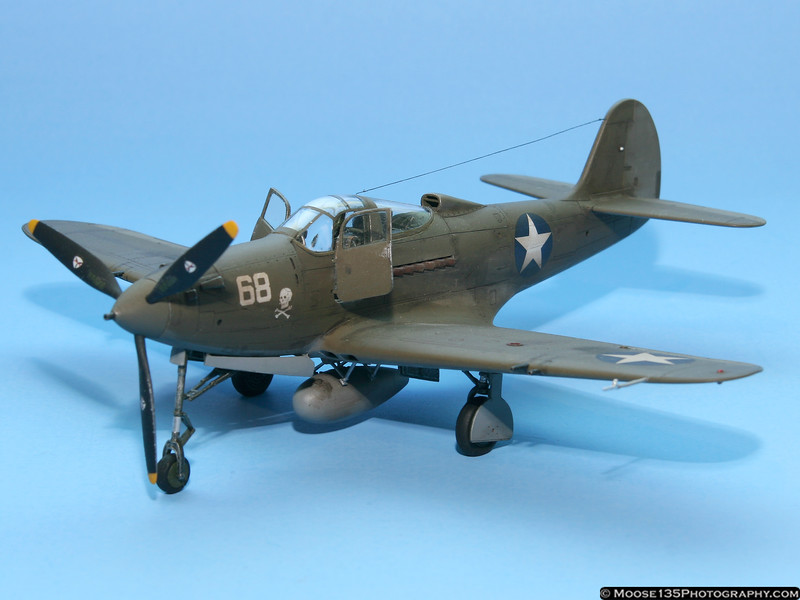 Frederick Seitz - 1/48 Bell P-39N Airacobra