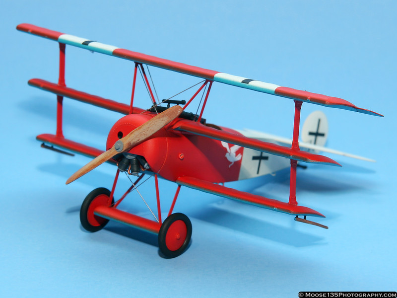 Andy Tedtsen - 1/48 DR-1