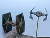 Fred Sirois - 1/51 TIE Fighter and TIE Interceptor