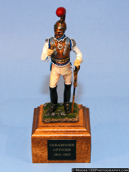 Louis Ripa - 90mm French Carabinier Officer