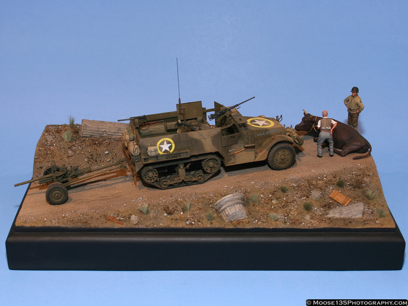 Tony Fradkin - 1/35 M2 Halftrack