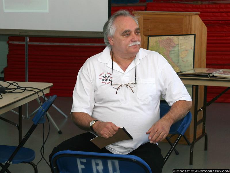 Guest Speaker Bob Cuce