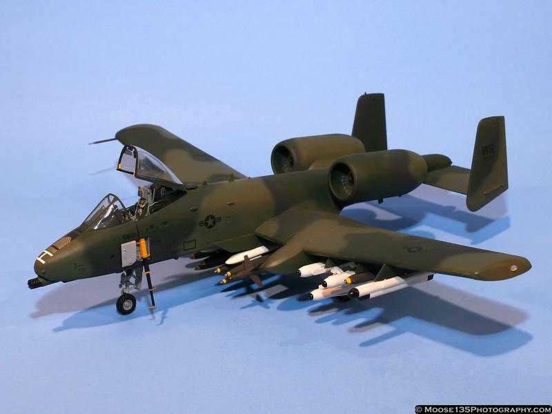 Robert DeMaio - 1/48 A-10A Thunderbolt II