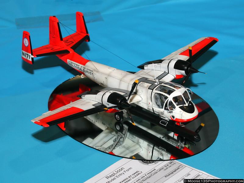 1/48 OV-1B Mohawk