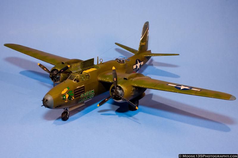 Frederick Seitz - 1/48 Douglas A-20G Havoc