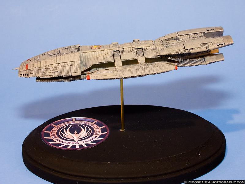 Martin Quinn - 1/9600 Battlestar Galactica