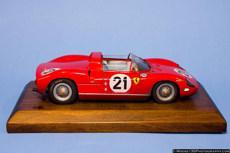 Allan Buttrick - 1/24 Ferrari 250P