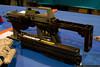 """Pulse Rifle"" - scratchbuilt from a toner cartridge"