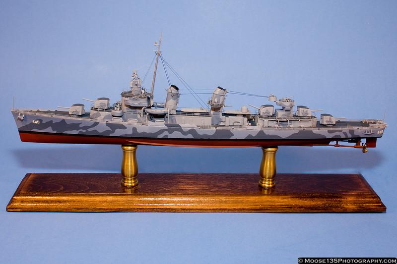 Peter Marmann - 1/350 USS Fletcher