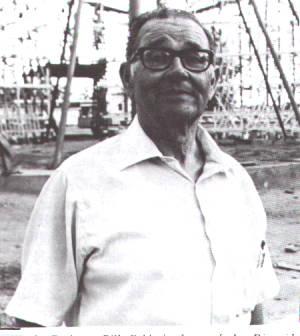 Bill Cobb, designer at Riverside Cyclone construction