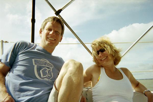 2nd Quarter 2005 Sailing
