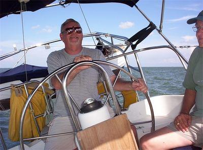 Sailing on 08/13/2005 - Floatilla To Trinity Bay