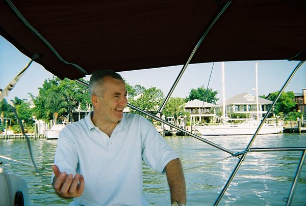 Sailing on 5/21/2005
