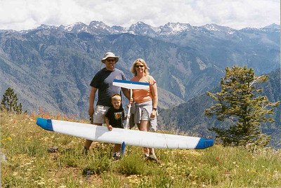 Radio Controlled Sailplanes Etc