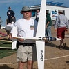 Pic of me at Soar Utah with my 1/7 scale Fox Sailplane.  This was the first sailplane contest I flew