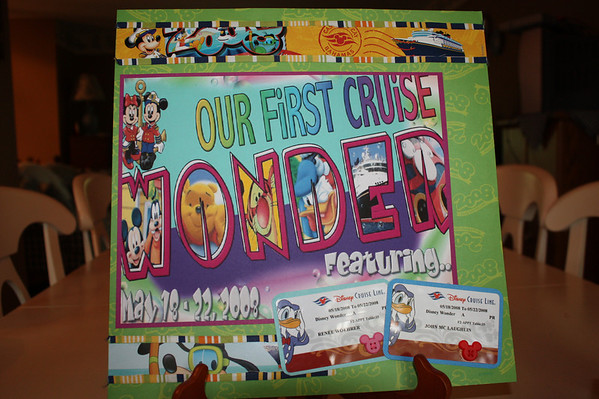Disney Cruise Line 2008