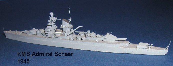 Germany WW2 Battleships