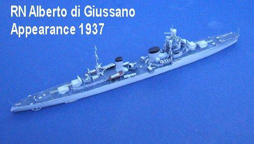 Italy WW2 Cruisers
