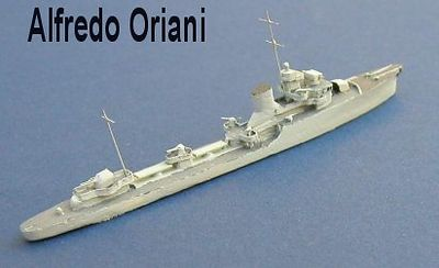 Italy WW2 Destroyers
