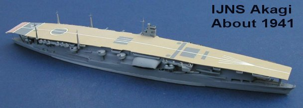Japan WW2 Aircraft Carriers