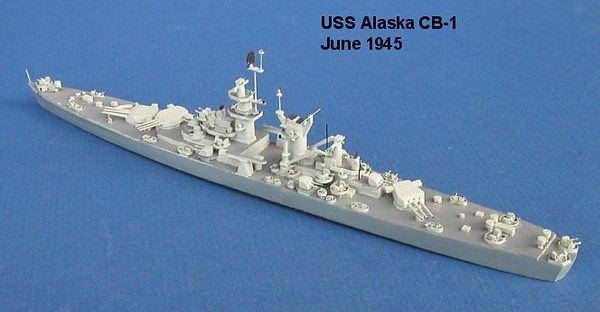 USA WW2 Battleships