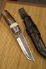 One of André Andersson's impressive Nordic knife.