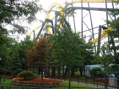 Gotham City Park and loop