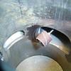 grinding exhaust