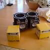 new pistons