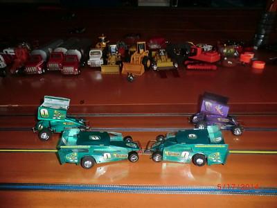 Slot Cars 2014