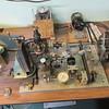 Al Bowers Damasking machine