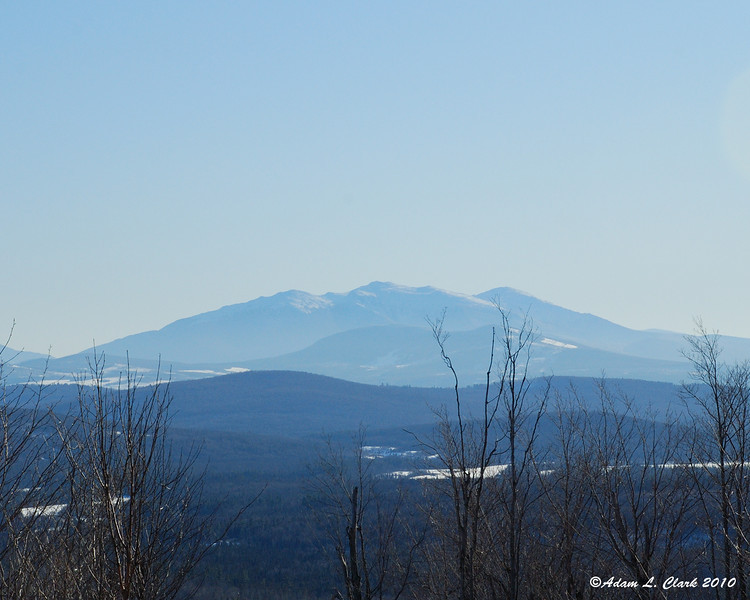 Mt. Washington and the Presidential Range