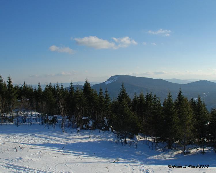 Mt. Magalloway from Diamond Ridge
