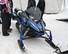 The Umaine Clean Snowmobile team was present as well with their compressed natural gas snowmobile
