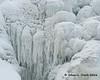 Interesting ice near the bottom of Garfield Falls
