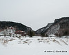 The hotel sits just west of Dixville Notch itself