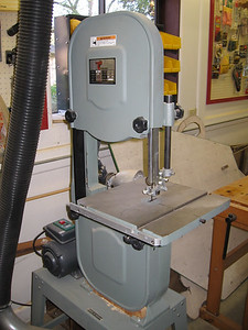 Large band saw