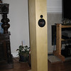 "The Jim Griffin design single driver (with supertweeter) MLTL bipole speaker using CSS 4.5"" drivers."