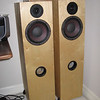 "The Pi Speakers One Pi tower. A mini-review by a leading SET amplifier designer can be seen here: <a href=""http://www.iol.ie/~waltonaudio/pione.html"">http://www.iol.ie/~waltonaudio/pione.html</a>"