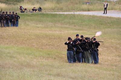 Spencer 2018 Civil War Reenactments