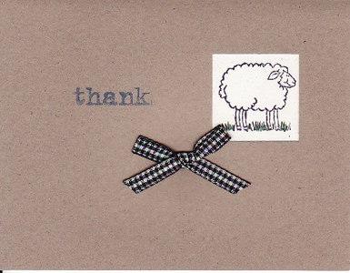 """Thank """"ewe"""""""