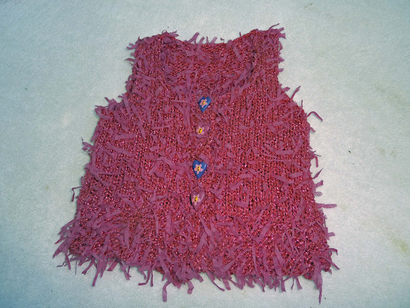 Moda Dea Tutu, Raspberry, #8 needles