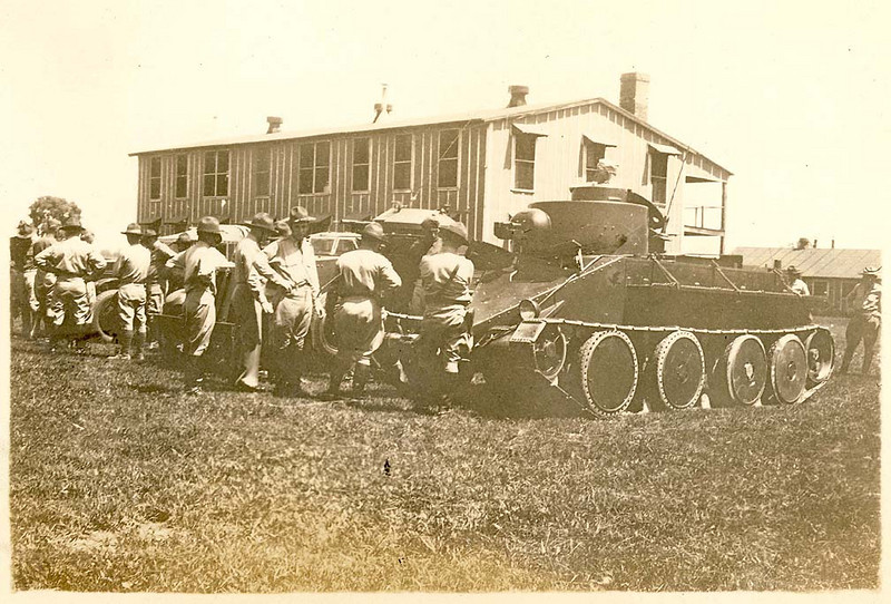 Photo from siege1863 on the U.S. Militaria forum<br /> <br /> Circa 1934